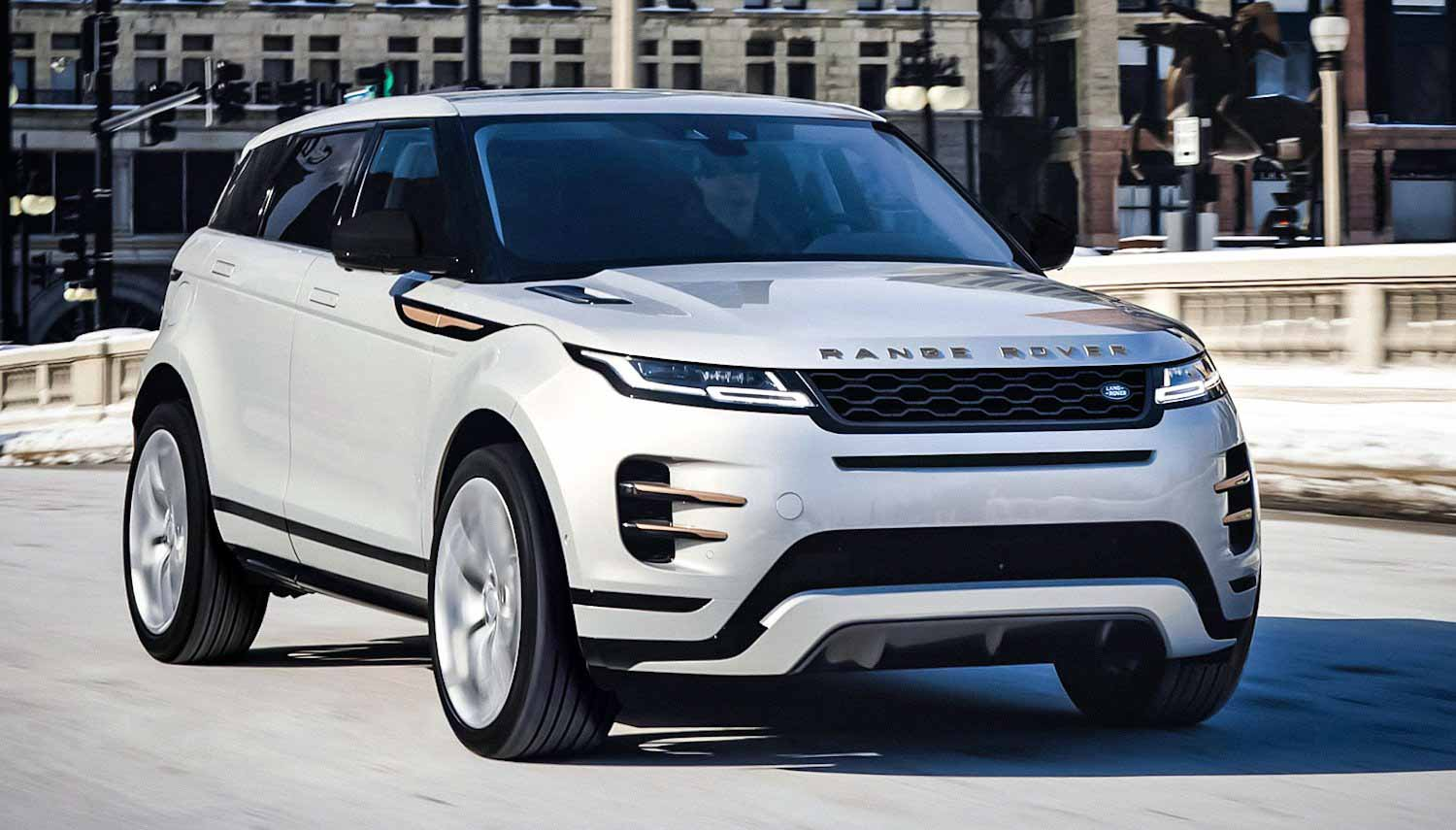 Land Rover Evoque 2021