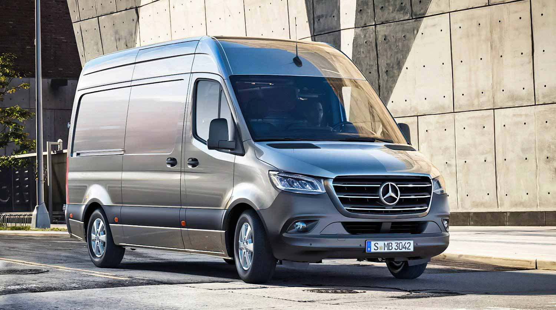 Mercedes-Benz Sprinter Limited Edition