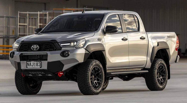Toyota Hilux Mako