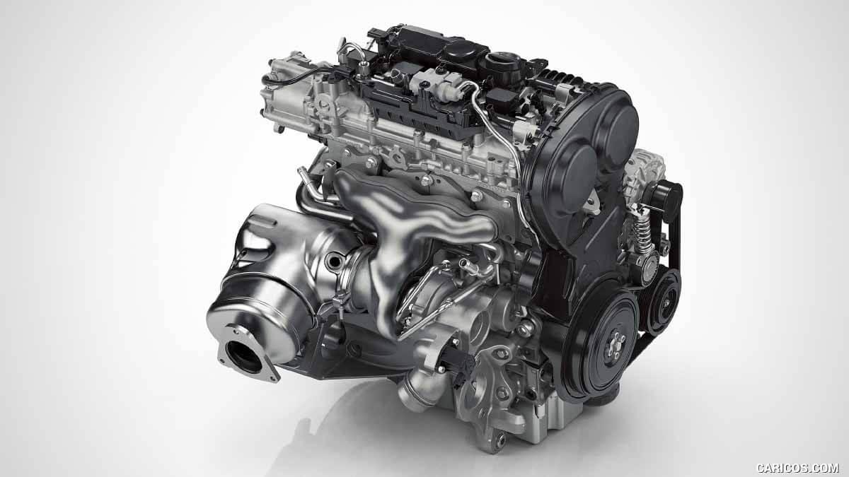 Мотор семейства Drive-E