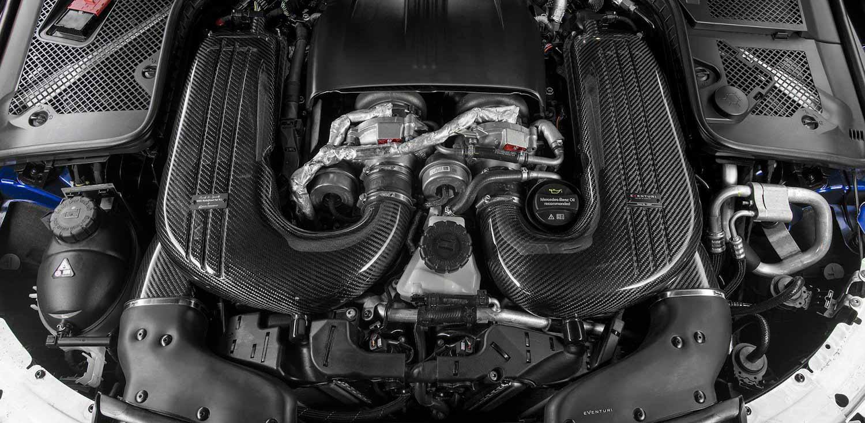 Мерседес-AMG C63 S