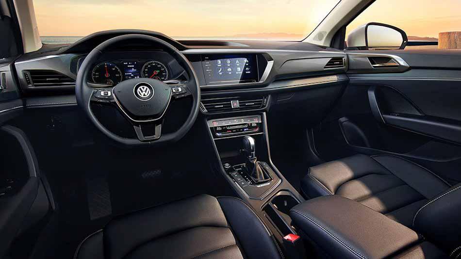 Электрический кроссовер Volkswagen e-Tharu