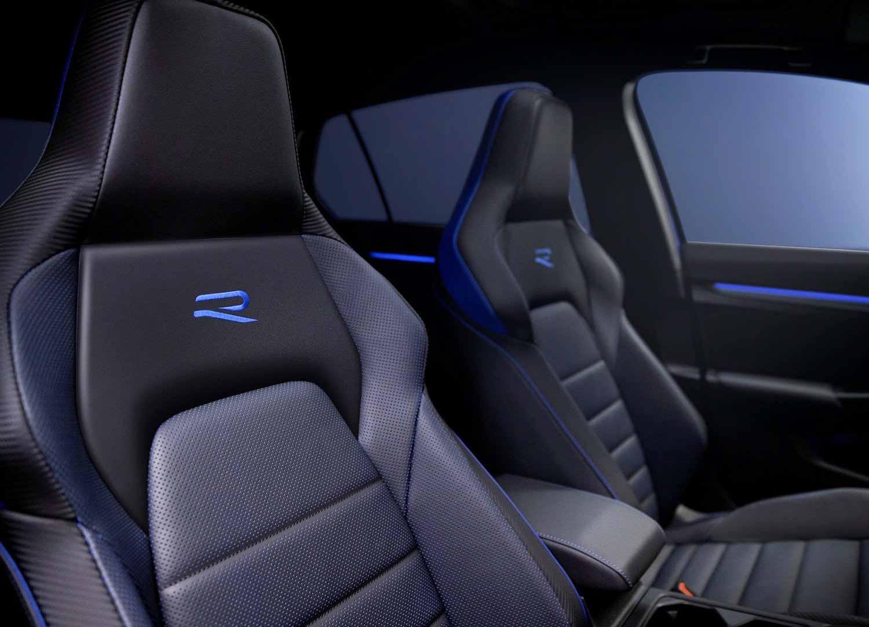 Volkswagen Golf R 2021 года