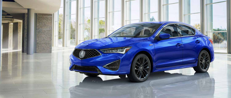 Acura обновила младший седан ILX - Двигатель