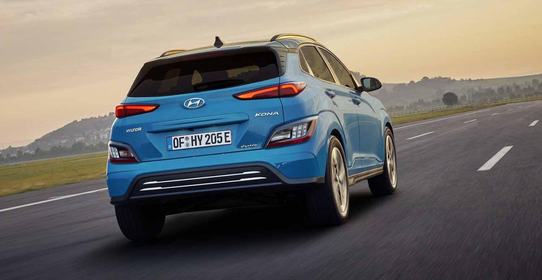 Hyundai Kona 2021 год