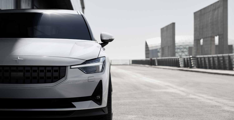 Polestar представляет конкурента Tesla Model 3 - двигатель