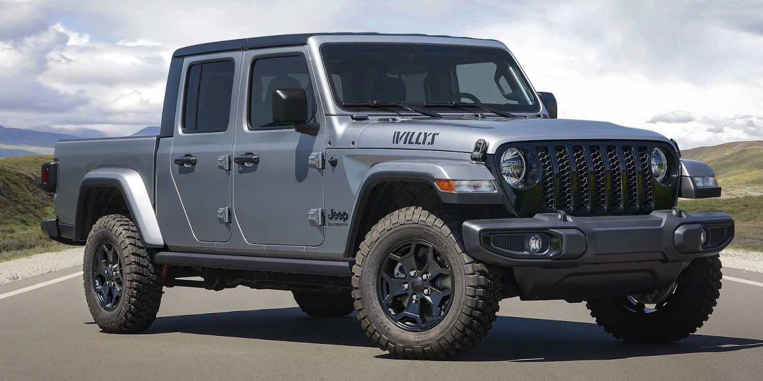 Jeep Gladiator Wyllis