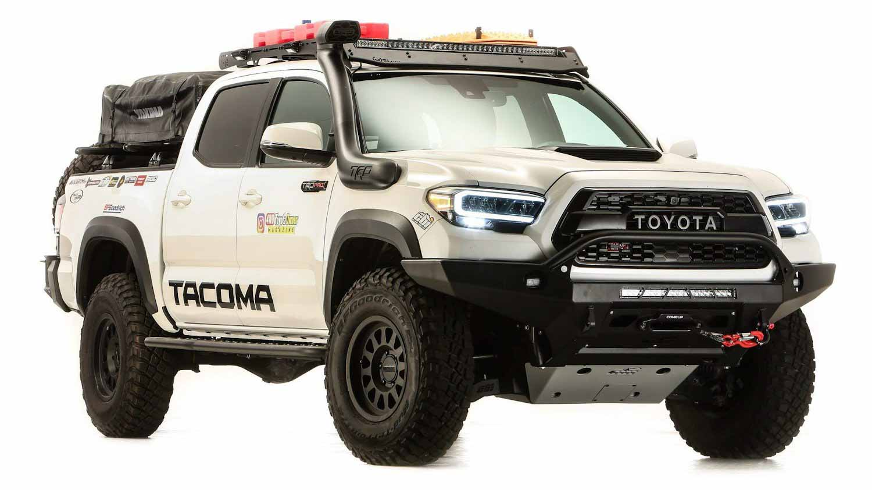 Пикап Toyota Tacoma