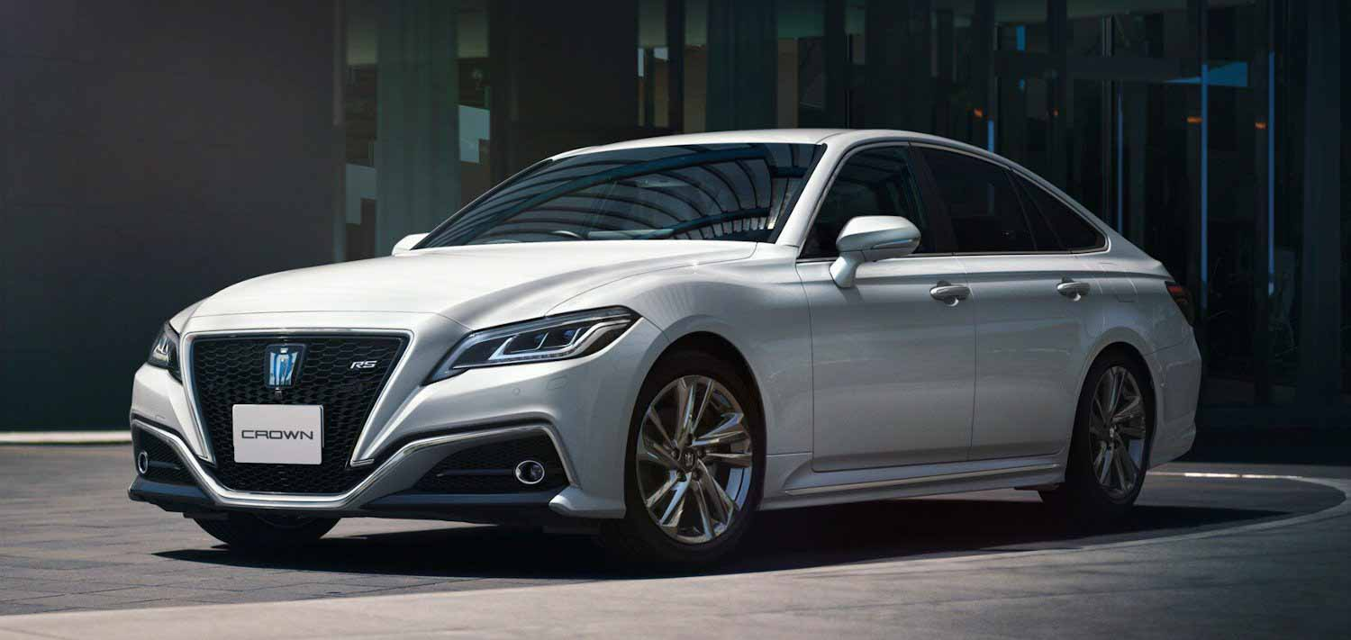 Toyota Crown 2021