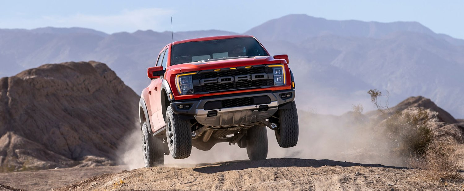 Ford F-150 Raptor 2022 год